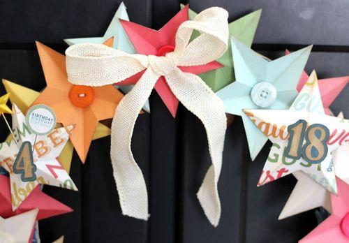 Star wreath 2