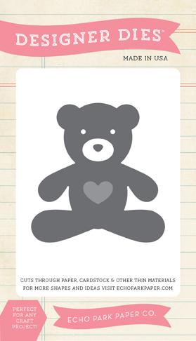 EPPDie 105_Teddy_Bear