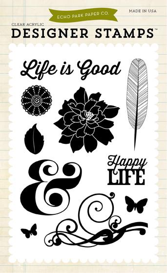 EPStamp40_Life_Is_Good