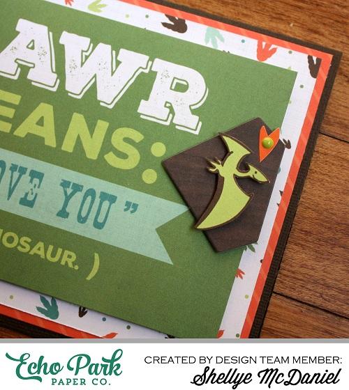 Shellye McDaniel-Dino Card Set3