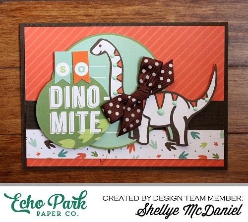 Shellye McDaniel-Dino Card Set4