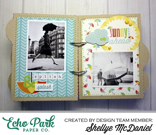 Shellye McDaniel-Sunny Days Ahead Mini Album13