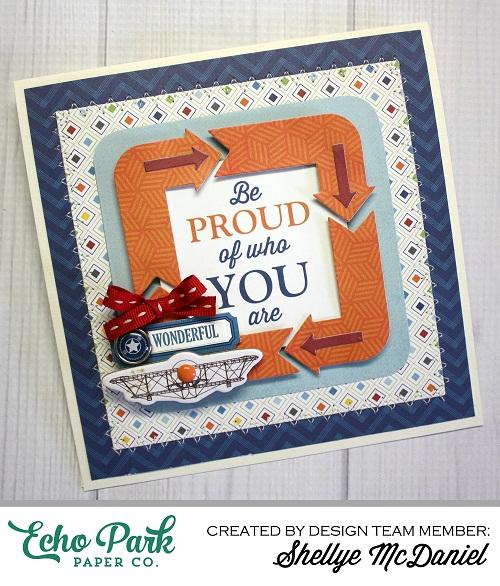 Shellye McDaniel-Be Proud of You Arrow Card1