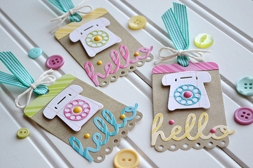 Hello Tags by Aly Dosdall 2