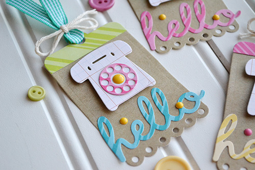 Hello Tags by Aly Dosdall 3