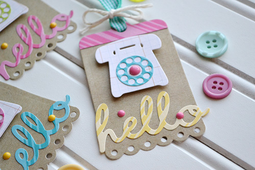 Hello Tags by Aly Dosdall 4