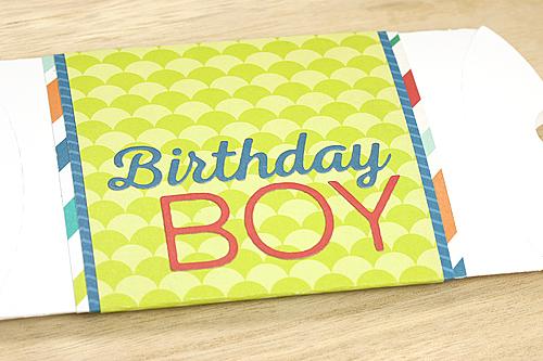 Courtney Kelley Birthday Boy Pillow Box Photo 6