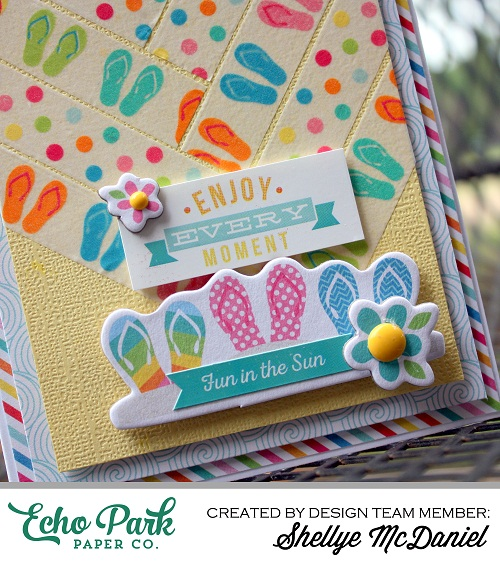 Shellye McDaniel-Fun in Sun Washi Tape Card4