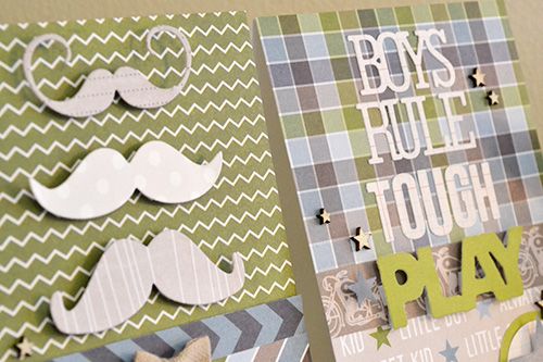 My Little Boy Card Set by Aly Dosdall 2