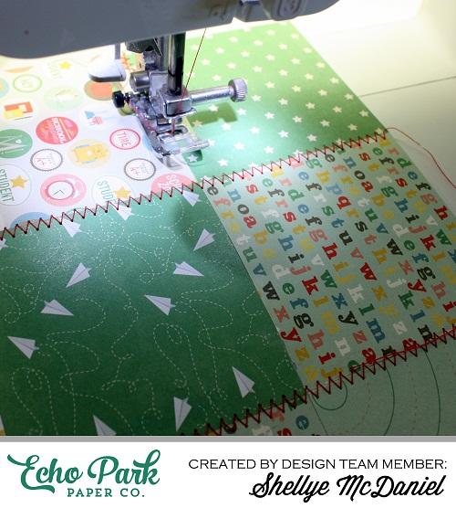 Shellye McDaniel-Quilted Paper Hanger3