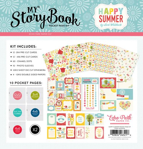 HS105039_Happy_Summer_Pocket_Page_Kit