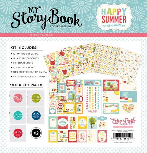 HS105039_Happy_Summer_Pocket_Page_Kit