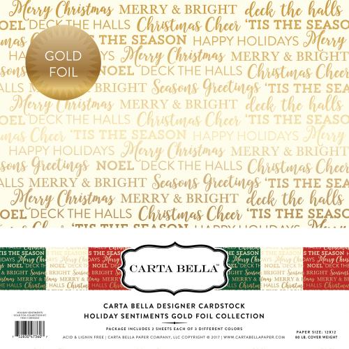 CBFHS004_Holiday_Sentiments_Gold_Foil_Kit