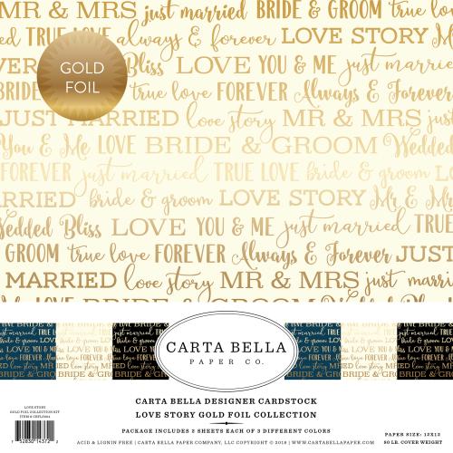 CBFST004_Love_Story_Gold_Foil_Collection_Kit