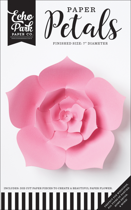 3DD003_Small Pink Dahlia