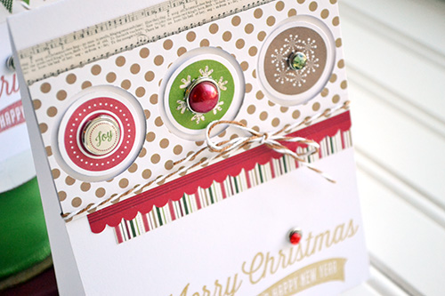 Christmas Card Set by Aly Dosdall 2