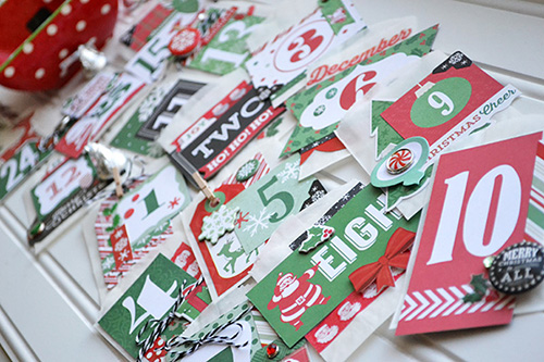 Christmas Countdown by Aly Dosdall 4