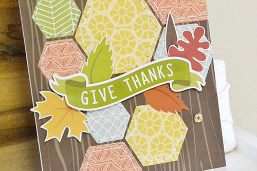Give Thanks Card by Aly Dosdall2