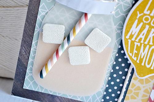 Make Lemonade Card by Aly Dosdall 3