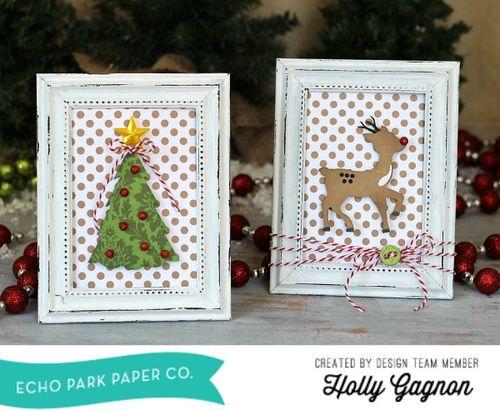 EP Christmas Frames Shapes