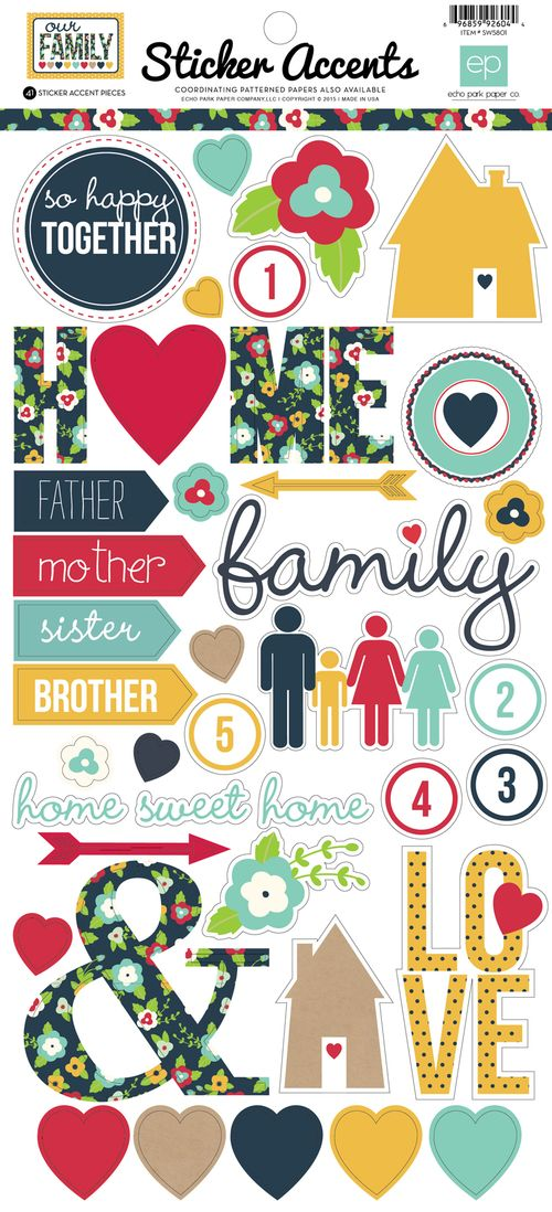 SW5801_Our_Family_Sticker