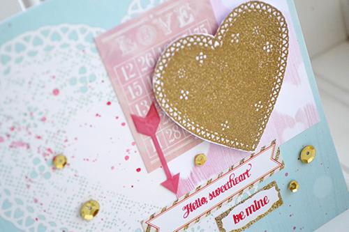 Heart Doily Valentine by Aly Dosdall 2