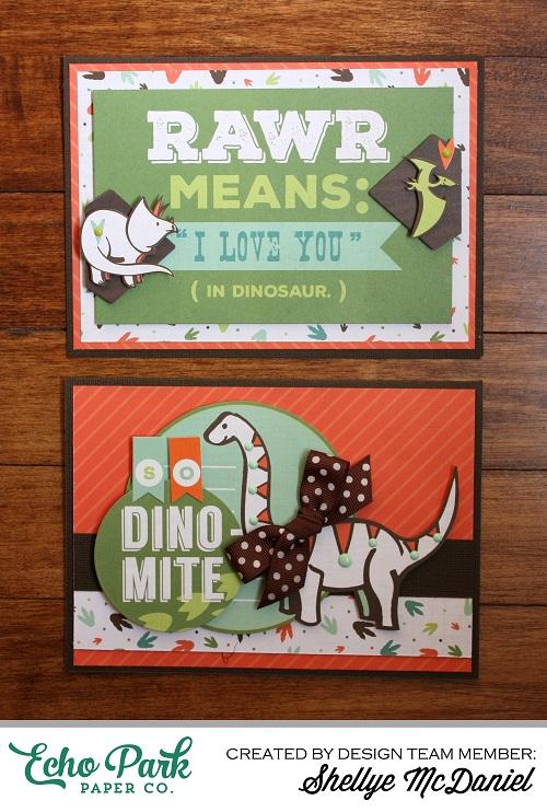 Shellye McDaniel-Dino Card Set6