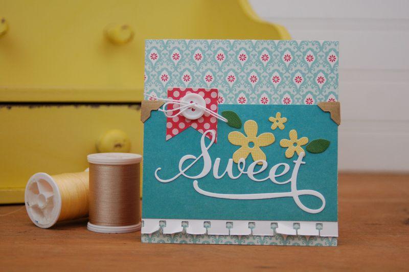 Sweet-Flower-Die-Card
