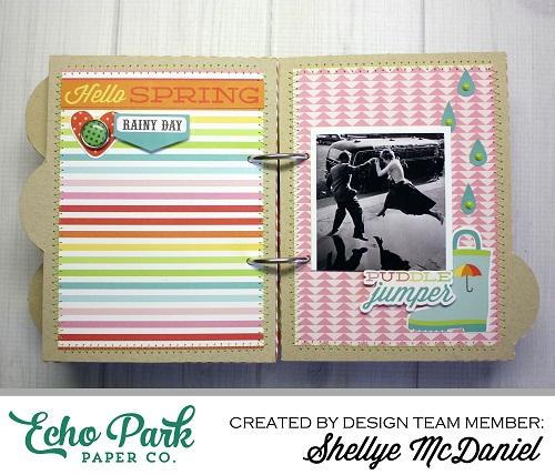 Shellye McDaniel-Sunny Days Ahead Mini Album17