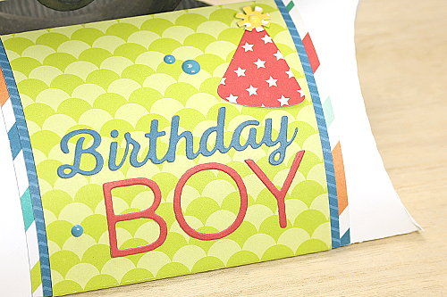 Courtney Kelley Birthday Boy Pillow Box Photo 7