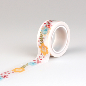 TSY92026_Decorative_Tape_Floral