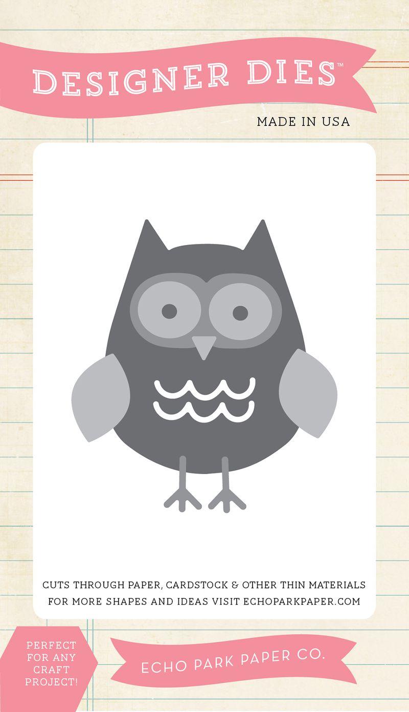 EPPDIE258_Owl_Small_Die
