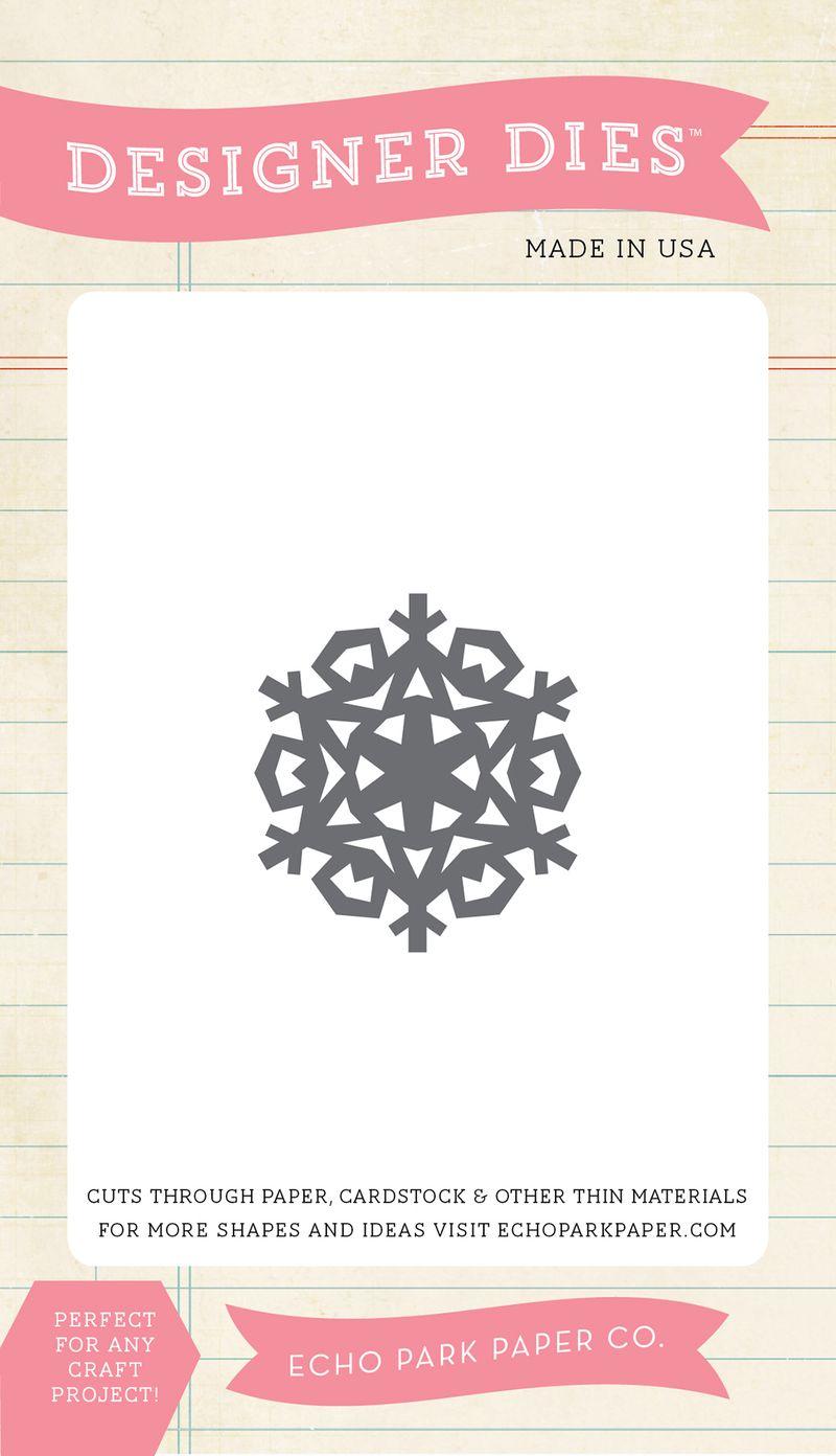 EPPDIE289_Snowflake_#2_Mini_Die