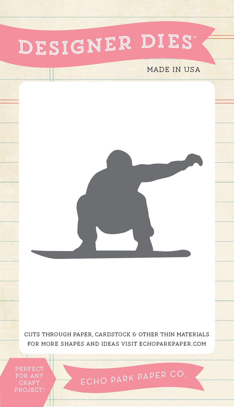 EPPDIE298_Snowboarder_Small_Die