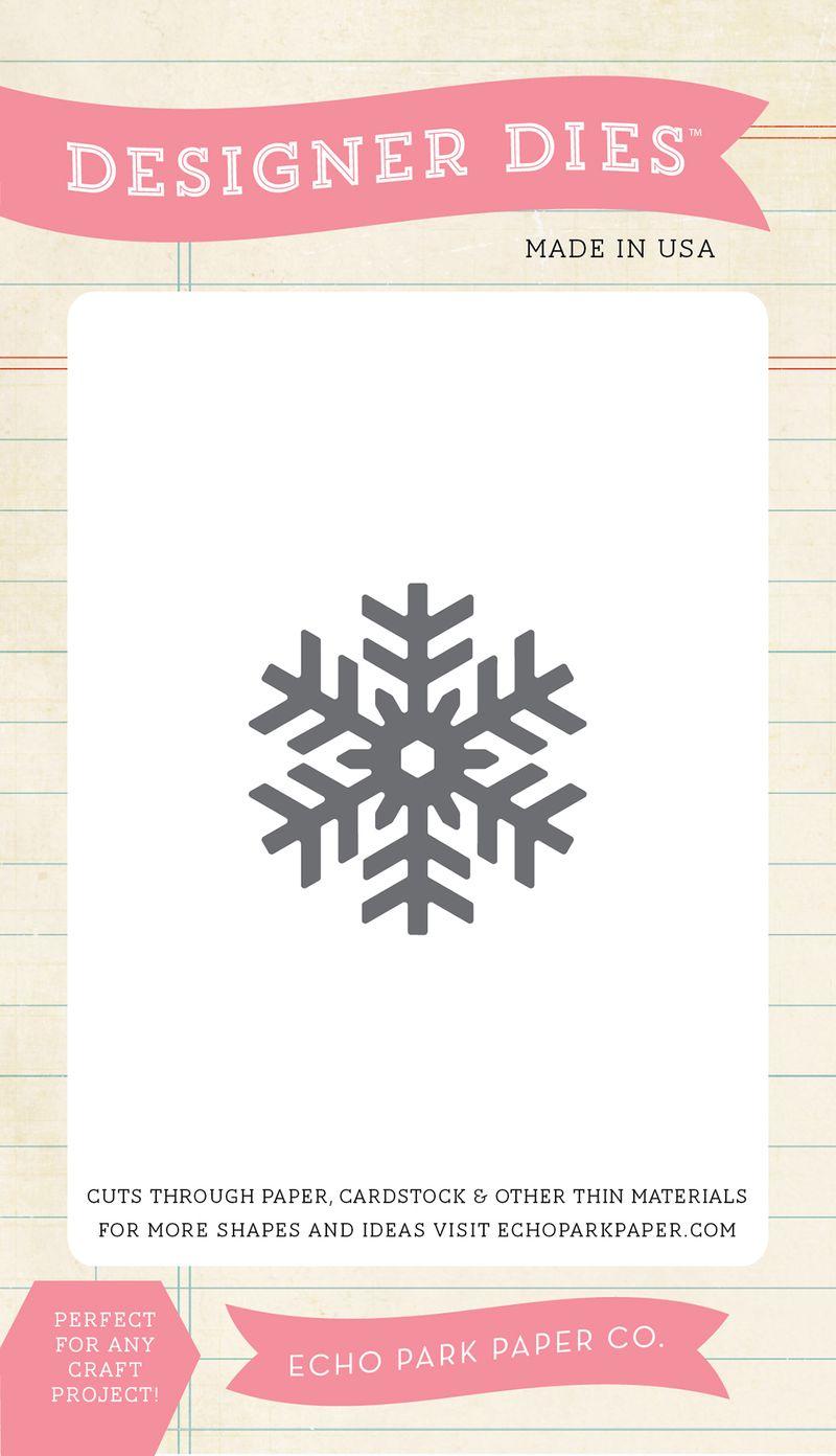 EPPDIE271_Snowflake_#1_Mini_Die