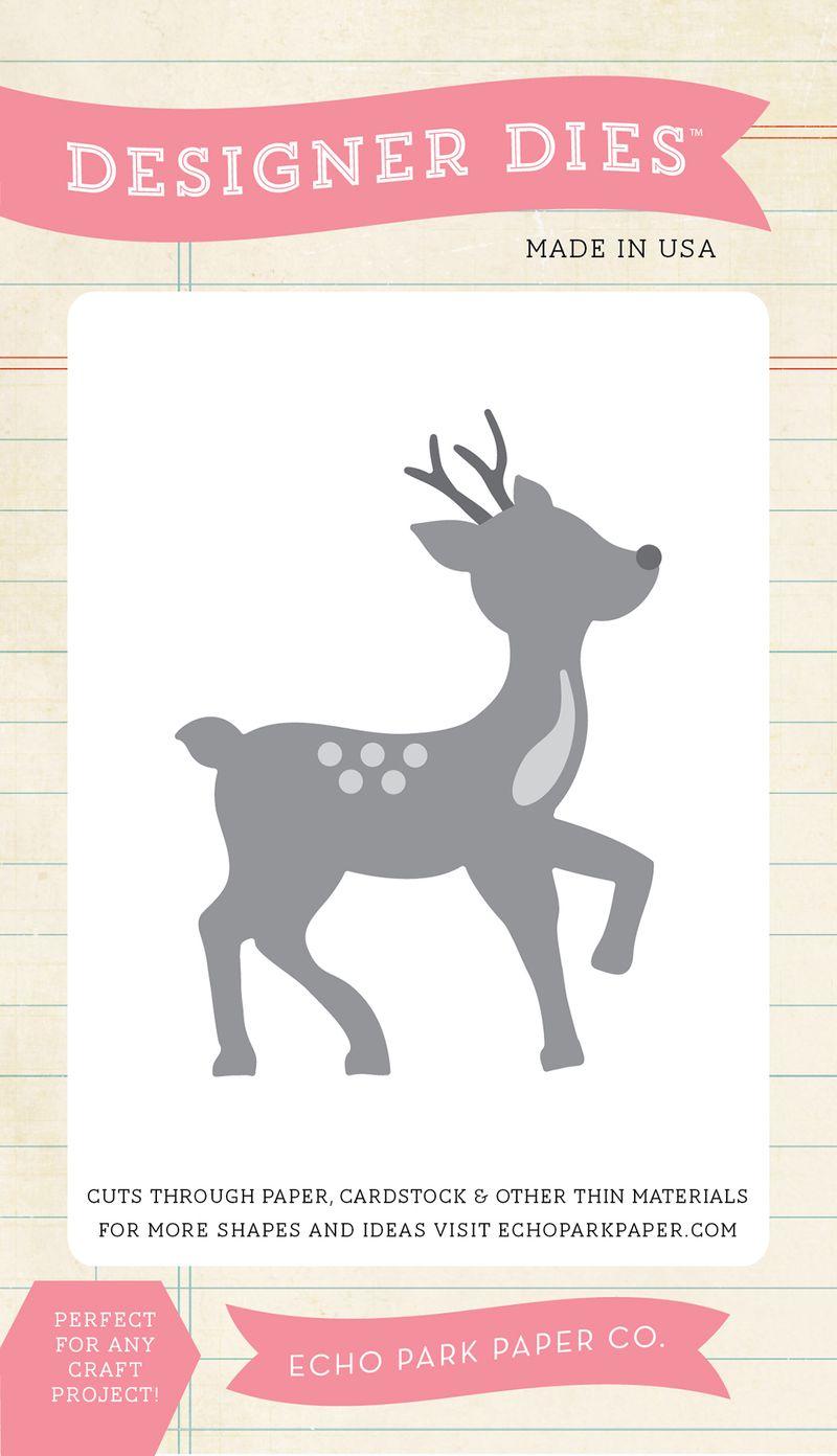 EPPDIE277_Red-Nosed_Reindeer_Small_Die