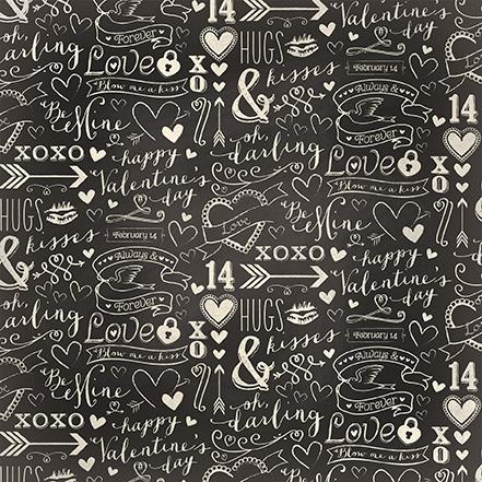BKS98002_Chalkboard_Words_A