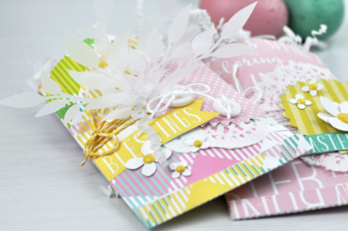 Easter Treat Bags Close Up Photo from www.echoparkpaper.com