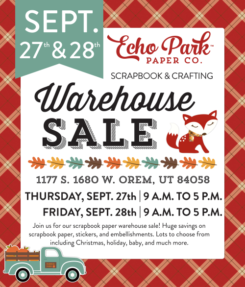 OCT 2018_warehouse sale flyer_email