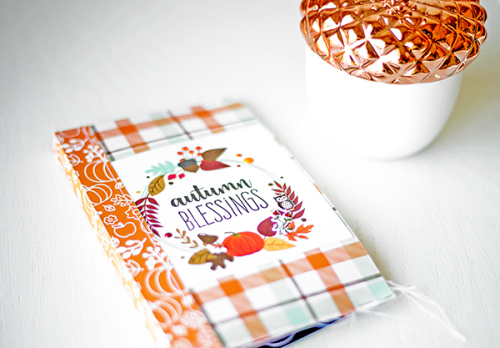 "Thanksgiving Gratitude Pockets by Megan Hoeppner featuring the ""My Favorite Fall"" collection by #EchoParkPaper"