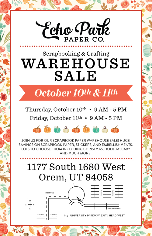 Warehouse Sale-01a
