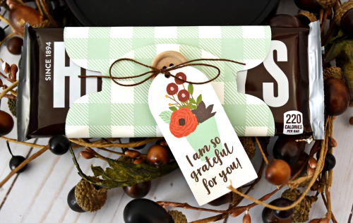 "Fall Candy Bar Wrapper by Wendy Sue Anderson featuring the ""My Favorite Fall"" collection by #EchoParkPaper"