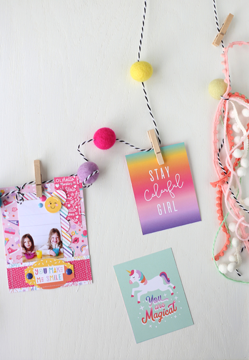 "Sweet Photo Banner by Megan Hoeppner for #EchoParkPaper with the ""Teen Spirit - Girl"" collection"