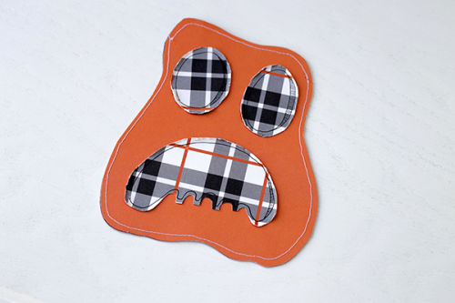 "Jack-o-Lantern tags by Megan Hoeppner for #EchoParkPaper featuring the ""Trick or Treat"" collection"