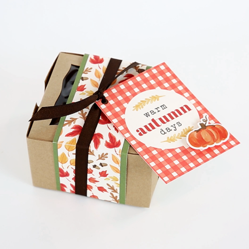 A Fall Market Treat by #CartaBellaPaper