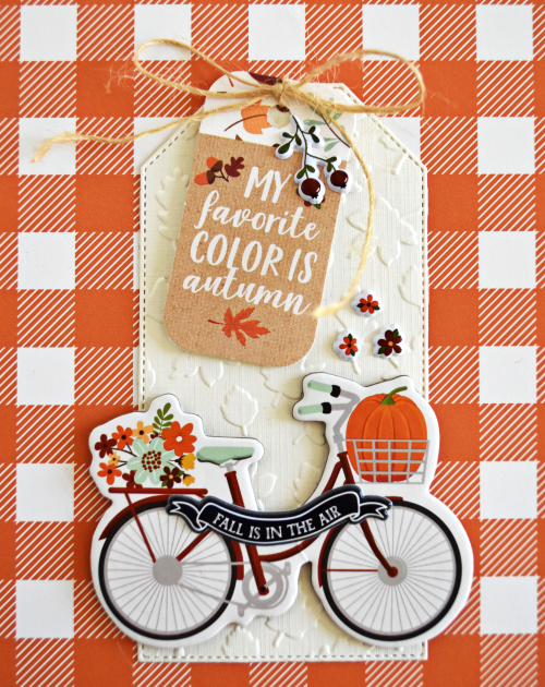 "Autumn Tag Set by Wendy Sue Anderson featuring the ""My Favorite Fall"" collection by #EchoParkPaper"