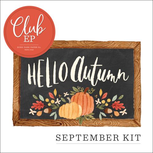 Club EP, Hello Autumn, September 2020