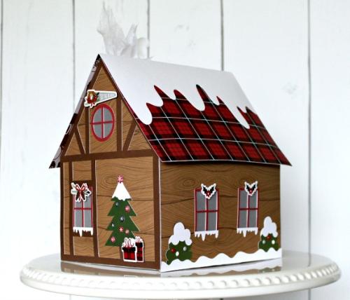Michelle Gallant - Santa cabin - photo 2 500px