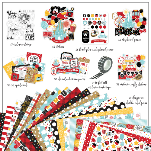 2_July_Kit_Remember_The_Magic_Product Overview