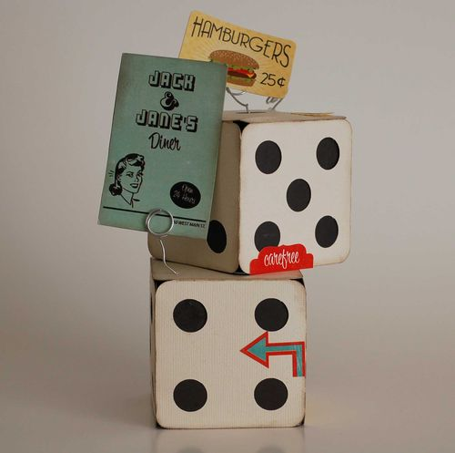 Perfect Decor Altered Home Art Dice-Project 500 x 497 · 23 kB · jpeg